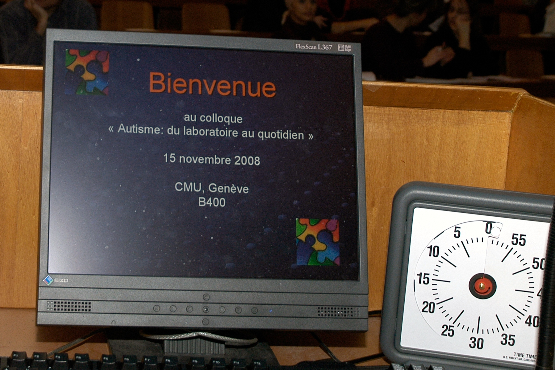 Colloque 2008